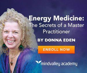 Energy Medicine by Donna Eden